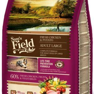 Granule sams field
